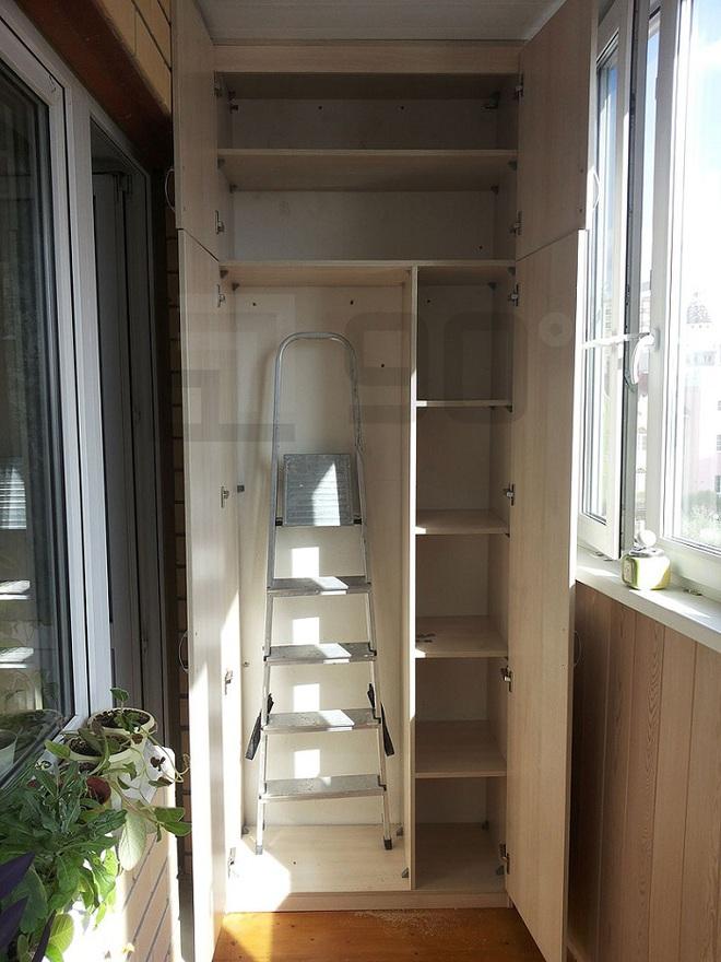 Thiết kế tủ lưu trữ ở ban công chỉ với 2m² là có thể thực hiện được, bạn đã biết chưa? - Ảnh 9.