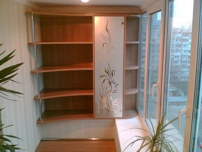 Thiết kế tủ lưu trữ ở ban công chỉ với 2m² là có thể thực hiện được, bạn đã biết chưa? - Ảnh 10.