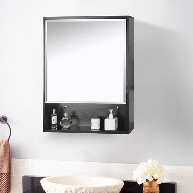 8 mẫu tủ lưu trữ cực xinh xắn dành cho phòng tắm nhà bạn - Ảnh 5.