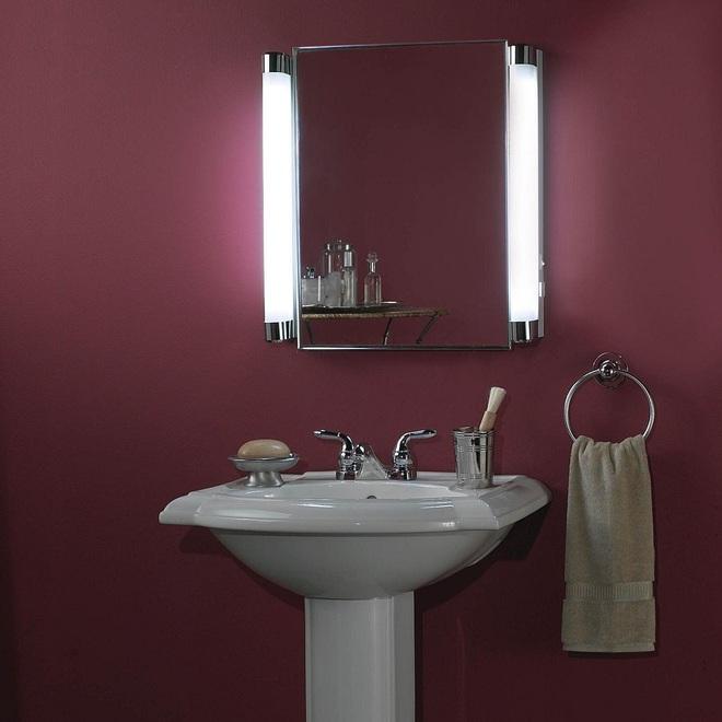 8 mẫu tủ lưu trữ cực xinh xắn dành cho phòng tắm nhà bạn - Ảnh 8.
