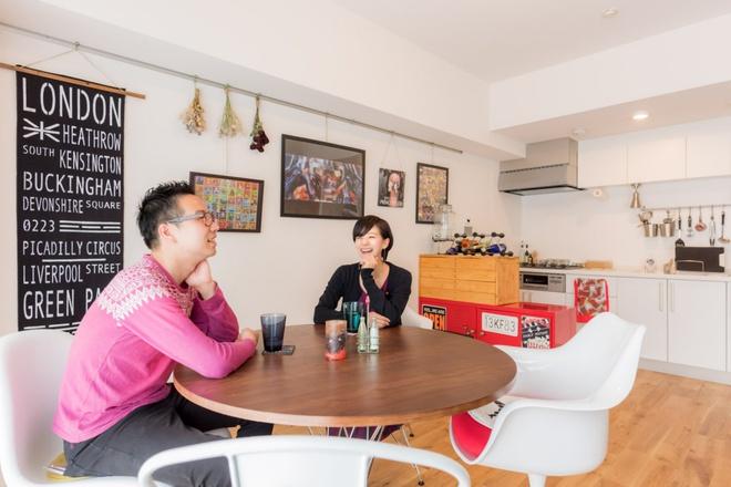 Căn hộ nhỏ chỉ vỏn vẹn 25m² ở Nhật của vợ chồng mới cưới khiến ai nhìn cũng yêu - Ảnh 2.