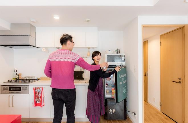 Căn hộ nhỏ chỉ vỏn vẹn 25m² ở Nhật của vợ chồng mới cưới khiến ai nhìn cũng yêu - Ảnh 7.