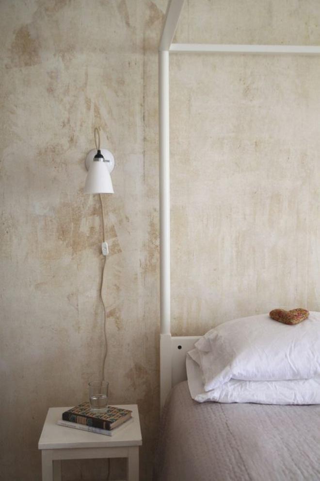 Phòng ngủ đẹp lung linh với gợi ý trang trí bằng đèn gắn tường - Ảnh 20.