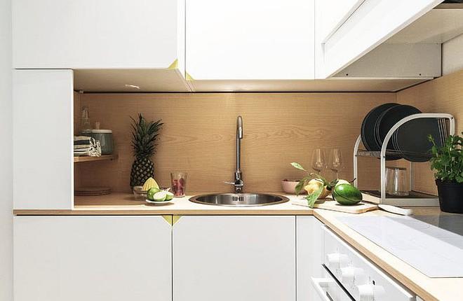 Căn hộ 30m² được thiết kế và bài trí đẹp không kém gì căn hộ cao cấp - Ảnh 8.
