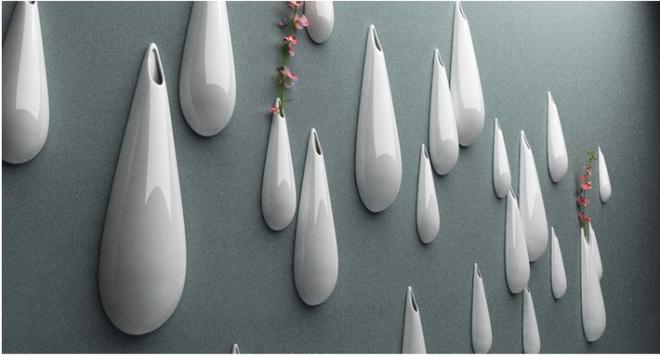 Những bộ sưu tập lọ hoa đẹp đến ngẩn ngơ - Ảnh 11.