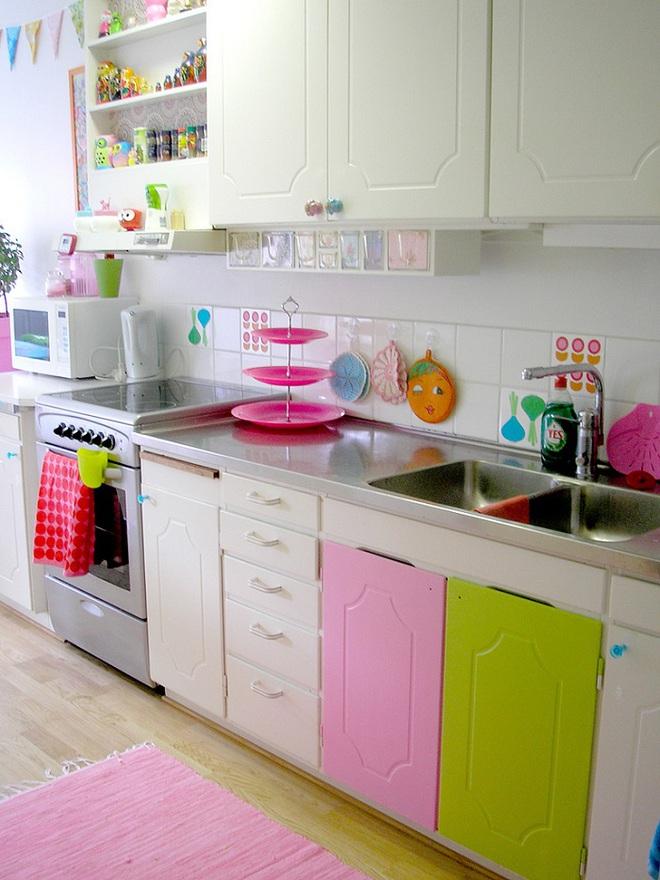 Những nhà bếp với gam màu cực hợp trong ngày đông lạnh giá - Ảnh 8.