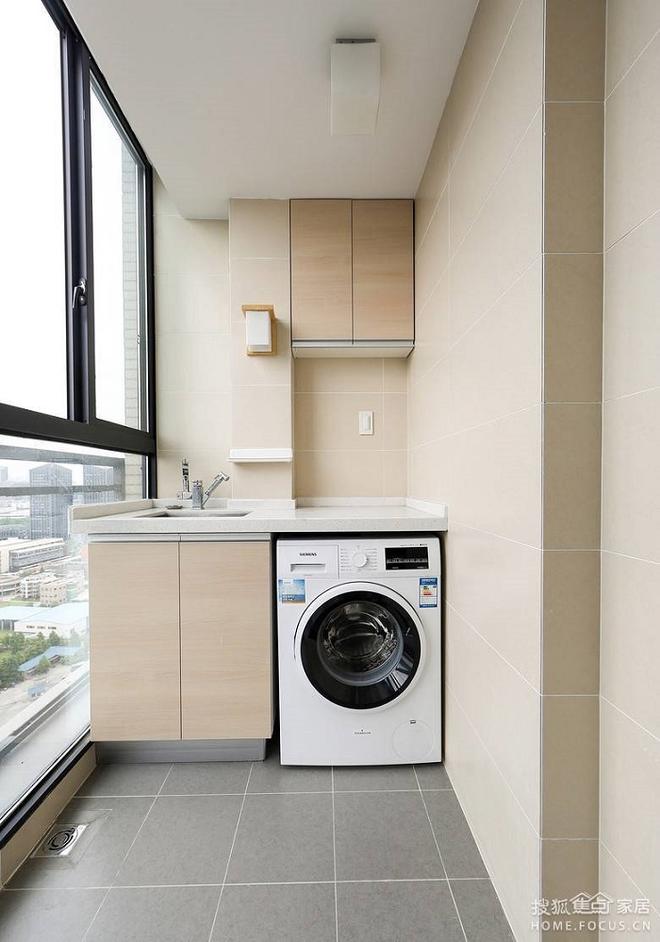 Đặt máy giặt ở ban công – giải pháp cho nhà ở chung cư có diện tích chật chội - Ảnh 3.