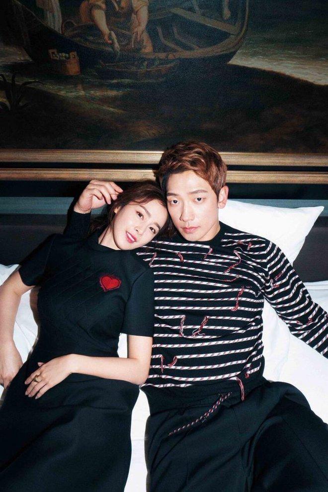 """Bi Rain """"nhường"""" Kim Tae Hee như thế này bảo sao hôn nhân không ngọt ngào - Ảnh 2."""