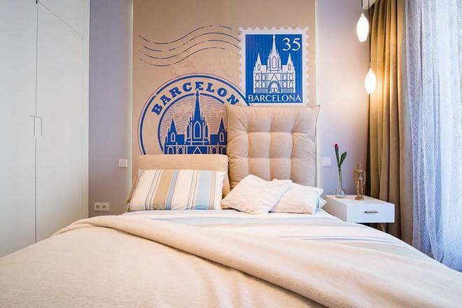 7 ý tưởng quá dễ dàng để trang trí đầu giường giúp phòng ngủ trở nên cuốn hút bất ngờ - Ảnh 12.