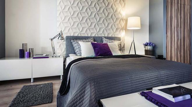 7 ý tưởng quá dễ dàng để trang trí đầu giường giúp phòng ngủ trở nên cuốn hút bất ngờ - Ảnh 14.