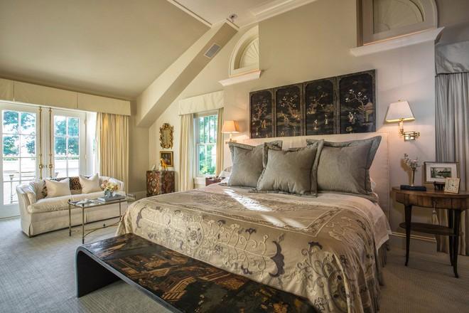 Những căn phòng ngủ bình yên đến không ngờ nhờ phong cách Á Đông - Ảnh 6.