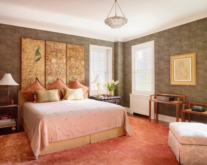 Những căn phòng ngủ bình yên đến không ngờ nhờ phong cách Á Đông - Ảnh 11.