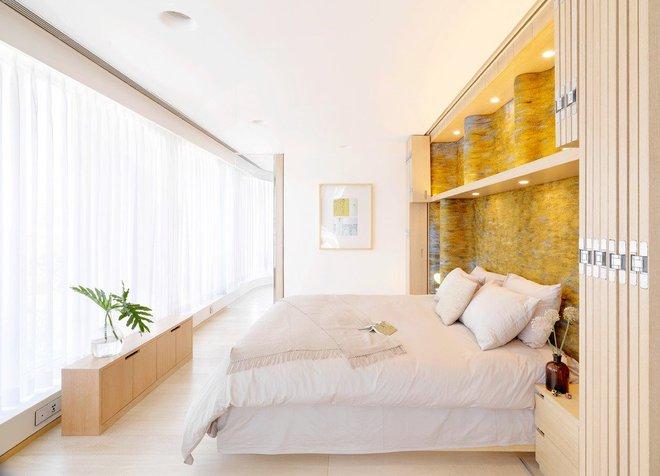 Những căn phòng ngủ bình yên đến không ngờ nhờ phong cách Á Đông - Ảnh 12.