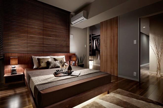 Những căn phòng ngủ bình yên đến không ngờ nhờ phong cách Á Đông - Ảnh 13.