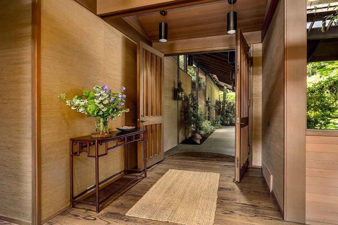 Cận cảnh những lối vào nhà khiến khách đến chỉ muốn nán lại thật lâu - Ảnh 6.