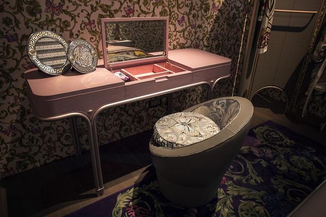 Những mẫu thiết kế bàn trang điểm cực bắt mắt xứng danh bảo bối của mọi cô gái ưa điệu đà - Ảnh 12.