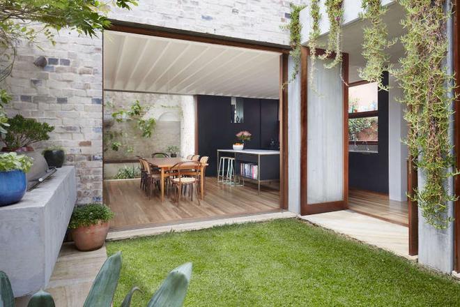 Ngôi nhà vườn phủ bóng cây xanh đẹp hút hồn cho những ngày cuối tuần bình yên - Ảnh 9.