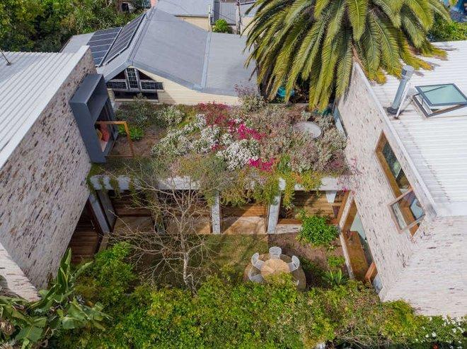 Ngôi nhà vườn phủ bóng cây xanh đẹp hút hồn cho những ngày cuối tuần bình yên - Ảnh 10.