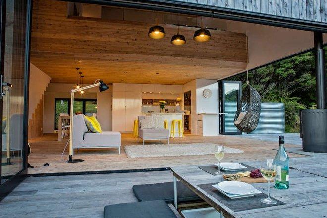 Ngôi nhà gỗ nhỏ thơ mộng bên đồi núi xanh tươi ai cũng mơ ước - Ảnh 6.