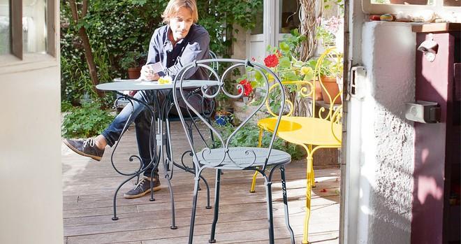 Học cách sử dụng những bộ bàn ghế cổ điển của người Pháp để ngôi nhà thật lãng mạn và quyến rũ - Ảnh 4.