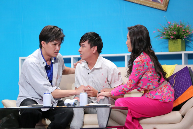 Trấn Thành ép Anh Tú thừa nhận không yêu Diệu Nhi trên sóng truyền hình - Ảnh 7.