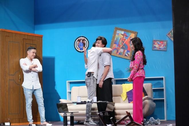 Trấn Thành ép Anh Tú thừa nhận không yêu Diệu Nhi trên sóng truyền hình - Ảnh 8.