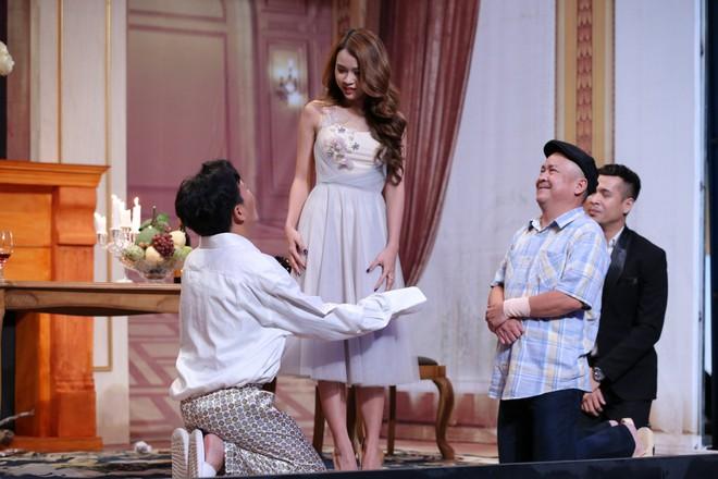 Trấn Thành ép Anh Tú thừa nhận không yêu Diệu Nhi trên sóng truyền hình - Ảnh 10.