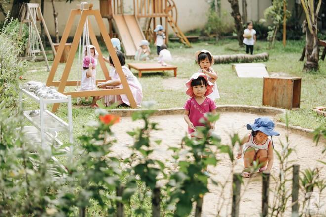 Không phải trường quốc tế, đây mới là những kiểu trường mầm non kén phụ huynh nhất Sài Gòn - Ảnh 4.