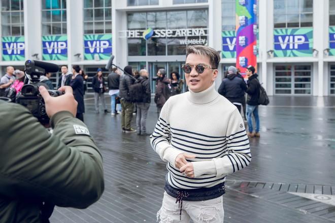 Trượt giải thưởng ở MTV Châu Âu, Đàm Vĩnh Hưng tức giận 'đòi công bằng'