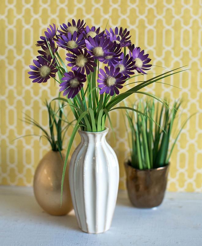 2 cách làm hoa giấy đơn giản trang trí nhà đẹp xinh - Ảnh 3.