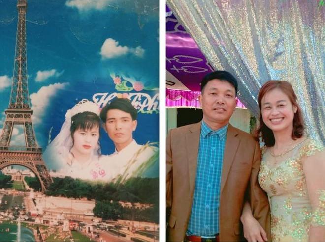 Đám cưới chất chơi thời bố mẹ anh thập niên 90: Pháo nổ râm ran, cả làng chạy theo cô dâu chú rể - Ảnh 31.