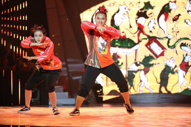 Giảm gần 30kg, mẹ một con Thanh Huyền trở thành Quán quân Bước nhảy ngàn cân - Ảnh 13.
