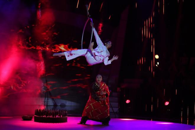 Giảm gần 30kg, mẹ một con Thanh Huyền trở thành Quán quân Bước nhảy ngàn cân - Ảnh 9.