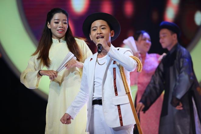 Phiên bản nhí của Hồng Nhung hát hay đến nỗi khiến Hoài Linh giật mình - Ảnh 17.