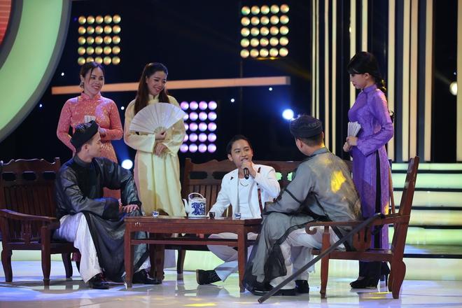 Phiên bản nhí của Hồng Nhung hát hay đến nỗi khiến Hoài Linh giật mình - Ảnh 18.