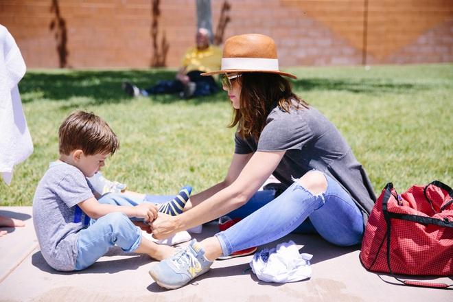 Là giáo viên Montessori, tôi đã học được 5 bài học làm mẹ quý giá - Ảnh 3.