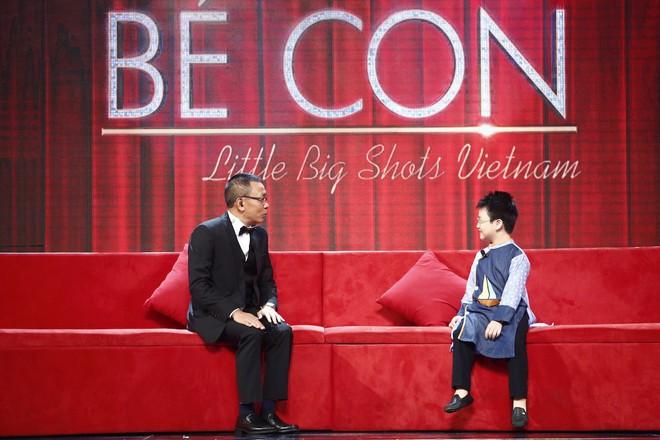 Lại văn Sâm choáng váng vì bé 7 tuổi kể chuyện yêu đương trên sóng truyền hình - Ảnh 4.