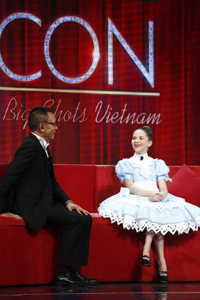 Lại văn Sâm choáng váng vì bé 7 tuổi kể chuyện yêu đương trên sóng truyền hình - Ảnh 6.