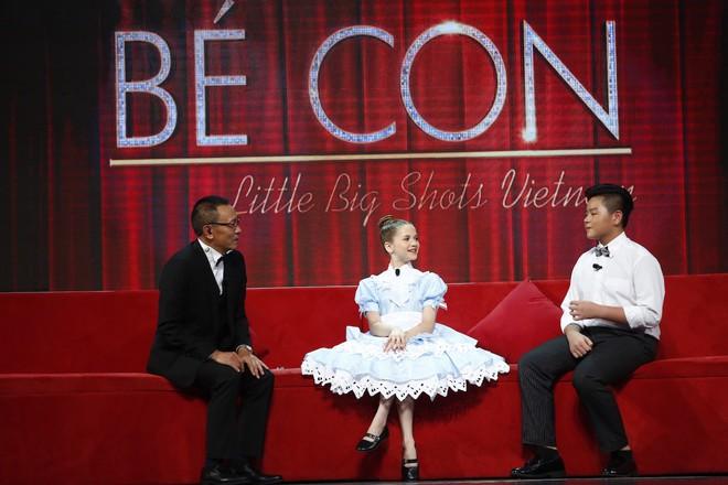 Lại văn Sâm choáng váng vì bé 7 tuổi kể chuyện yêu đương trên sóng truyền hình - Ảnh 7.
