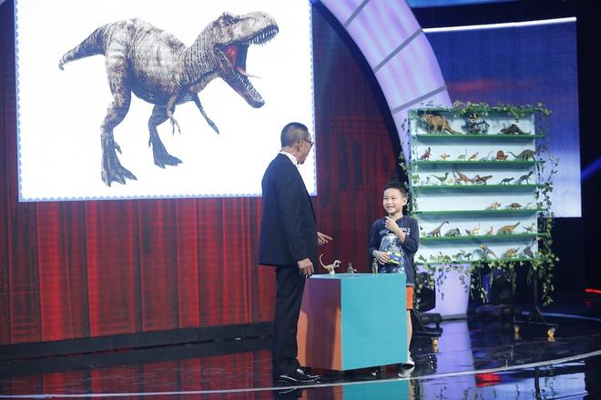 Nhà nghiên cứu khủng long 7 tuổi làm Lại Văn Sâm trầm trồ thán phục - Ảnh 5.