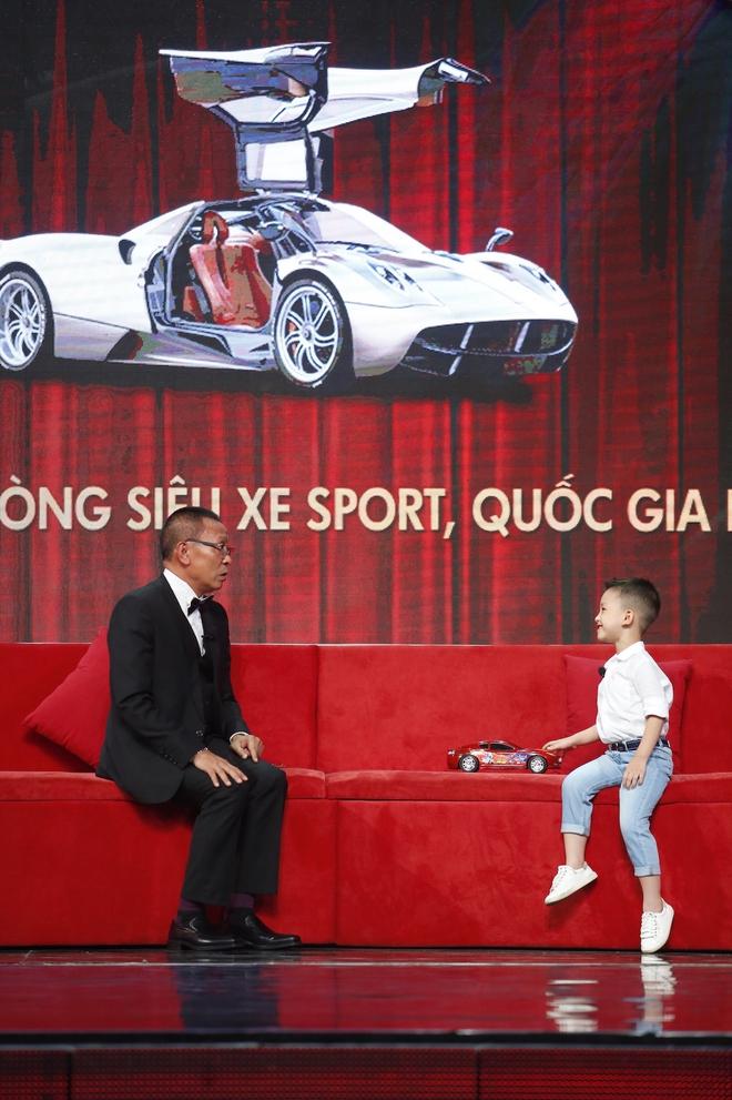 Lại Văn Sâm sửng sốt vì cậu bé 5 tuổi biết tất tần tật các loại xe hơi trên thế giới - Ảnh 5.