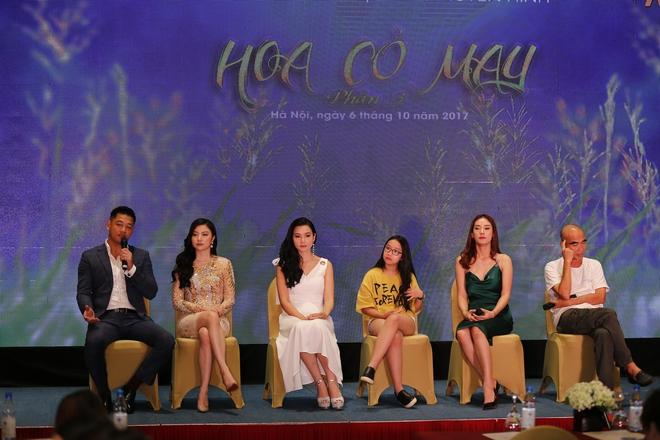 Dàn mỹ nhân phim Hoa cỏ may phần 3 ra mắt sau nhiều năm chờ đợi - Ảnh 2.