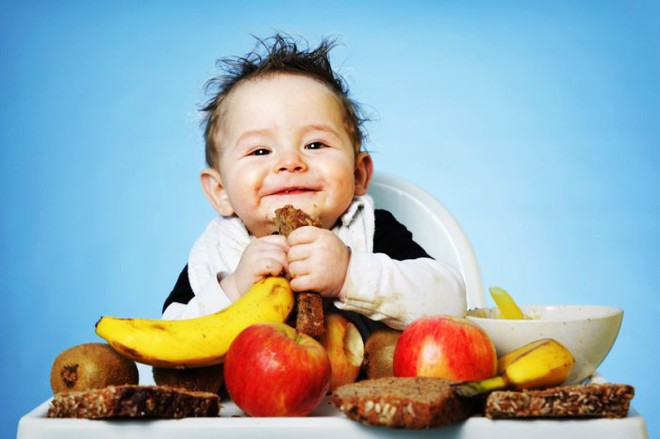 Cháo tốt cho tất cả các cơn nấc cho trẻ 6 tháng tuổi là những bà mẹ xốp không có thời gian - Ảnh 2.
