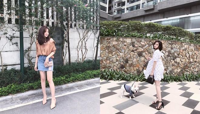 Sắp 30 đến nơi, cựu hot girl Ngọc Mon vẫn trẻ trung sành điệu, hưởng thụ cuộc sống viên mãn bên chồng kém tuổi - Ảnh 17.