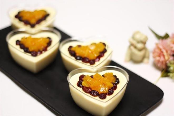 Mềm mịn ngọt thơm món mousse đào - Ảnh 5.