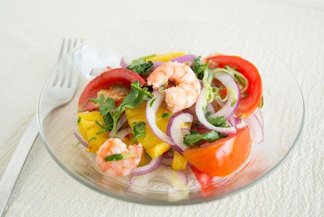 Thời tiết nóng nực, ăn mì trộn chua cay kiểu Thái là chuẩn đấy! - Ảnh 7.