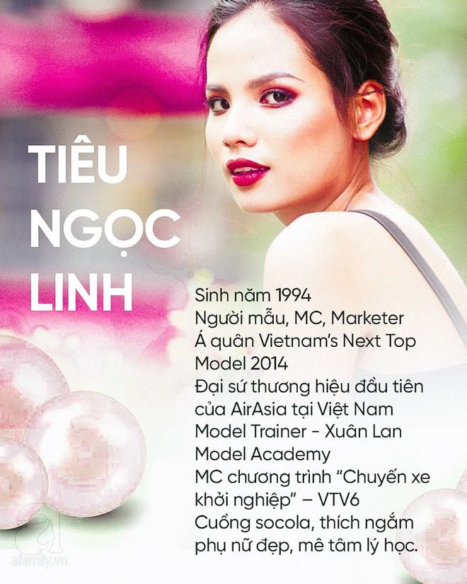 """Người mẫu Tiêu Ngọc Linh: """"Tôi dành cả tuổi thanh xuân của mình để bận bịu với hạnh phúc!"""" - Ảnh 1."""