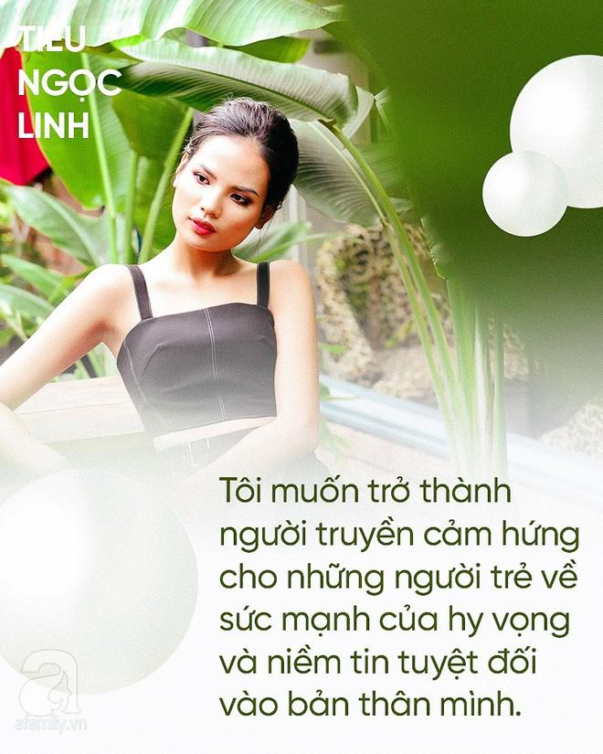 """Người mẫu Tiêu Ngọc Linh: """"Tôi dành cả tuổi thanh xuân của mình để bận bịu với hạnh phúc!"""" - Ảnh 5."""