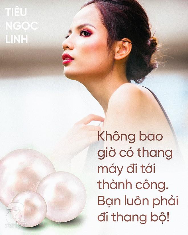 """Người mẫu Tiêu Ngọc Linh: """"Tôi dành cả tuổi thanh xuân của mình để bận bịu với hạnh phúc!"""" - Ảnh 4."""