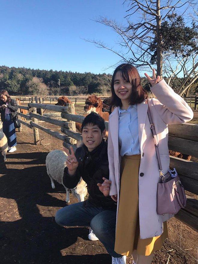 Chàng trai Nhật tự học tiếng Việt xin phép bố vợ tương lai trước khi ngỏ lời anh yêu em - Ảnh 3.